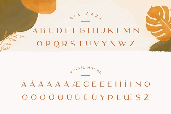 Rosie Sans - Gorgeous Typeface in Sans-Serif Fonts - product preview 2