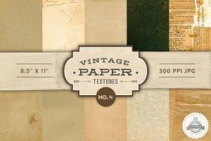 Vintage Paper Textures - No. 8
