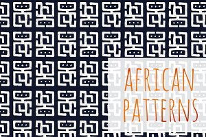 7 African Patterns