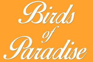 Birds of Paradise ©