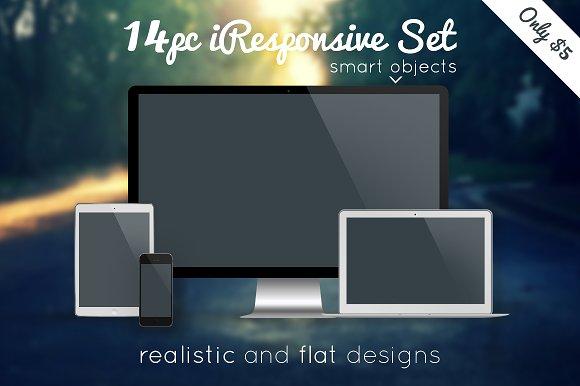 14pc New iResponsive Set