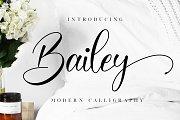 Bailey Script
