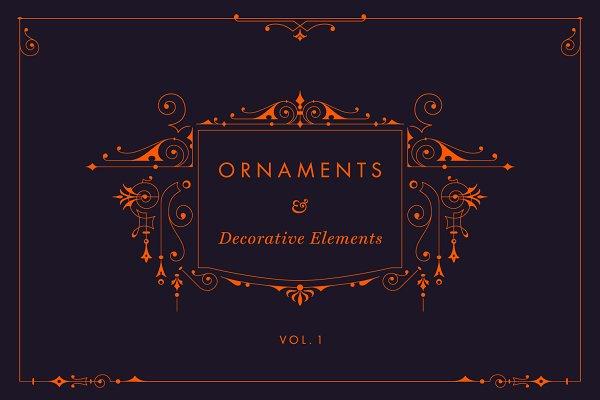 Decorative Ornaments 1
