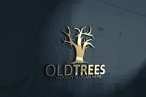 Old Trees Logo