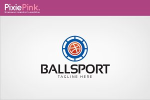 Ball Sport Logo Template