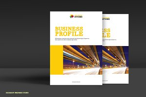 Corporate Brochure 8Pages