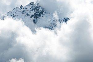 Shrouded Peak