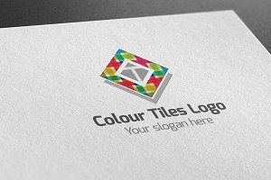 Colour Tiles Logo