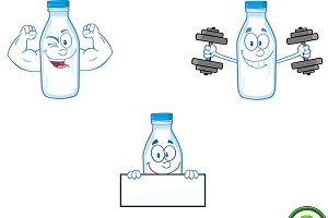Milk Bottle Collection- 3