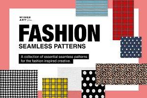 Fashion Pattern Swatches