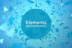 Elements Backgrounds (8 items)