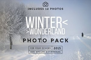 Winter Wonderland Photo Pack