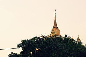 Golden mountain (phu khao thong)