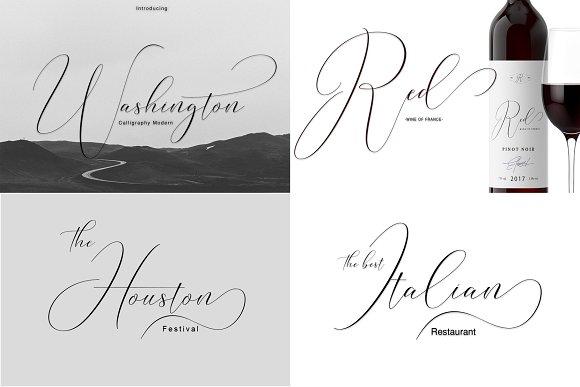 Best Seller Font Bundles in Script Fonts - product preview 1