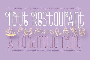 Tout Restaurant Icons