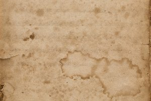 Used grungy paper texture
