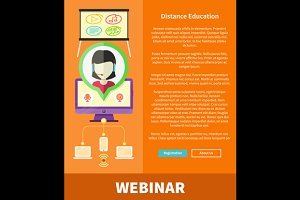 Webinar, Distance Education