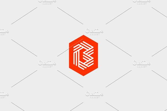Letter B logo icon vector design.