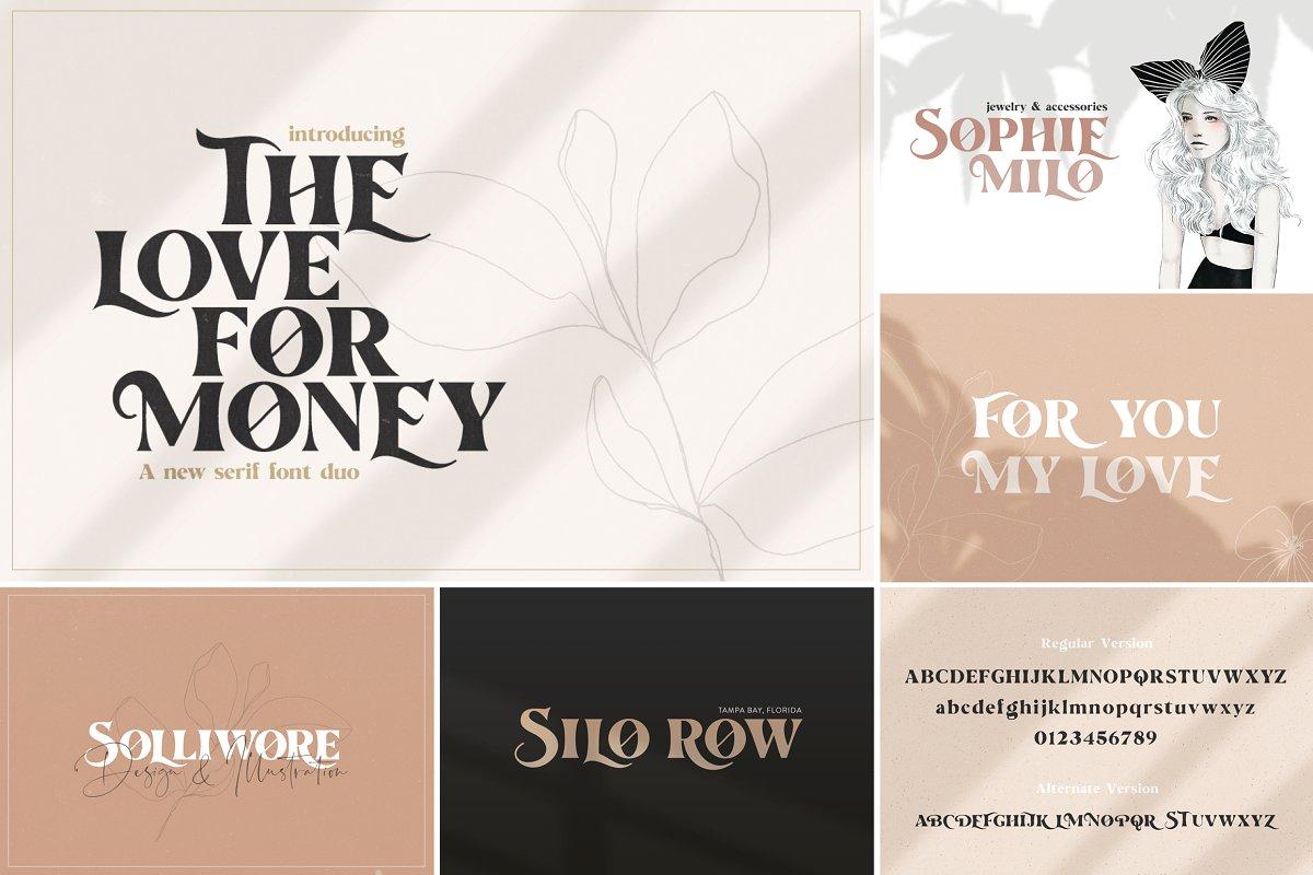 The HUGE Font Bundle (150+ Fonts) in Sans-Serif Fonts - product preview 24