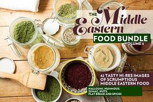 The Middle Eastern Food Bundle Vol.3