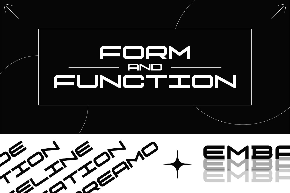 Embark - Sans Serif Font in Sans-Serif Fonts - product preview 2
