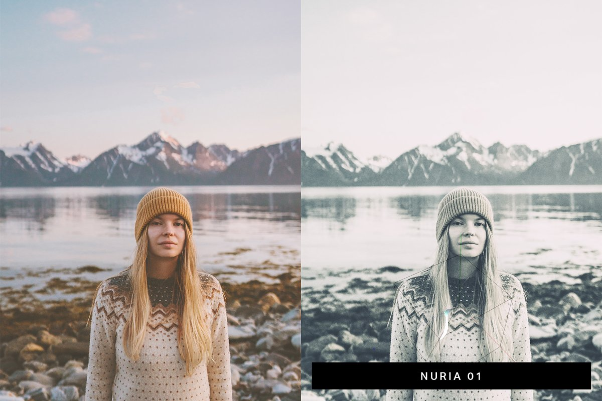 50 Instant Photo Lightroom Presets in Add-Ons - product preview 4