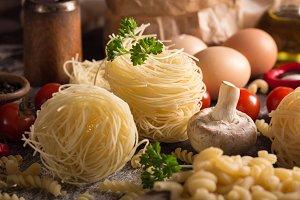 nest pasta