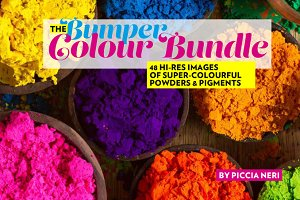 The Bumper Colours Bundle