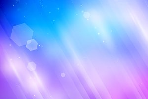 Cosmic fantasy abstract background