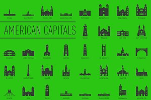 American Capital Landmarks