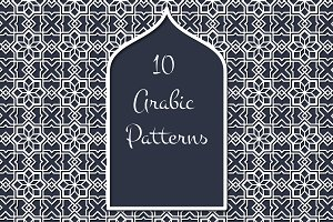 Arabic Patterns set