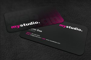 Modern Card