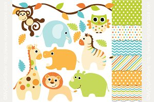 35% OFF Baby Animals (Boy) Bundle