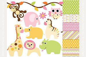 35% OFF Baby Animals (Girl) Bundle