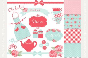 35% OFF Kitchen Tea Design Bundle