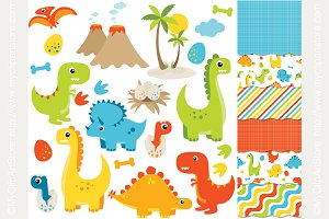 -35% Dinosaurs (Boy) Design Bundle
