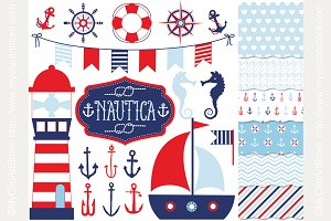 35% OFF Nautical, Sailing Bundle