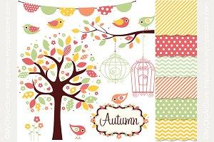 35% OFF Autumn Garden Design Bundle