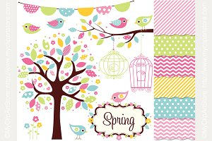 35% OFF Spring Garden Design Bundle