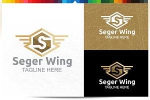 S Wing Logo