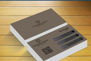 3 Strip Business Card