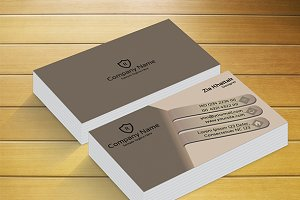 3 Strip Business Card Vol-II