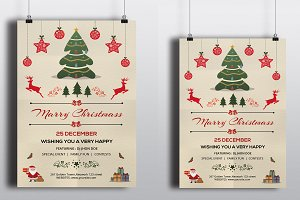 Christmas Invitation-V104