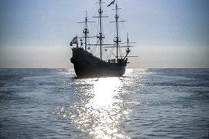 VOC Replica Ships - Prins Willem