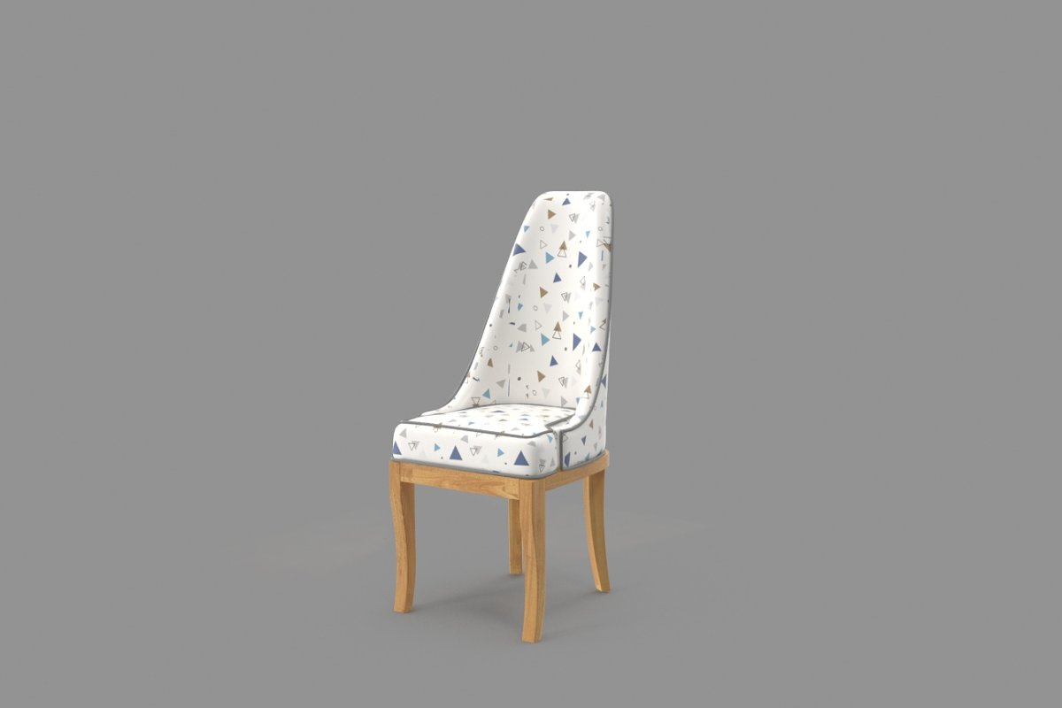 Simple Pattern Chair