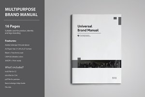 Universal Brand Manual