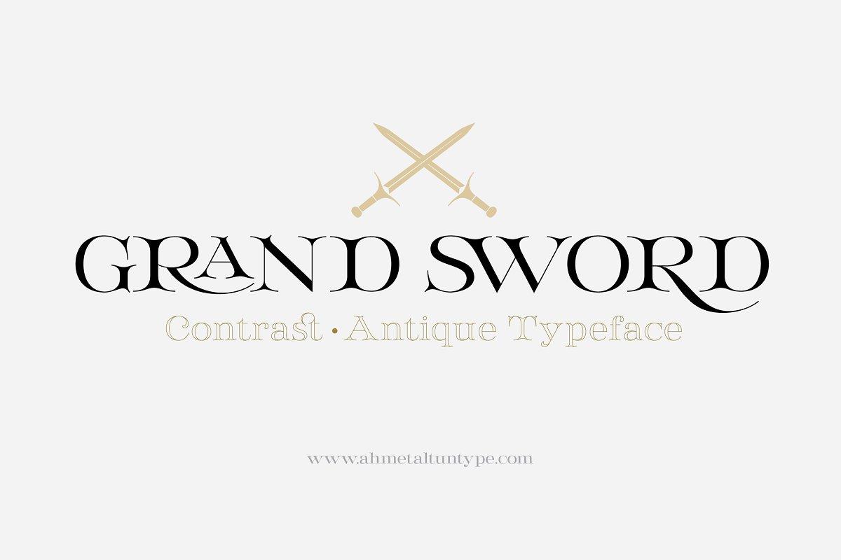 Grand Sword 20%off