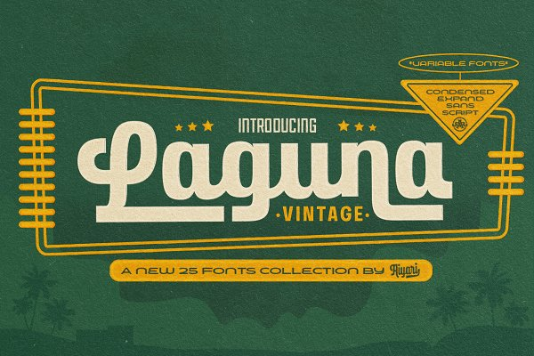 Laguna Vintage Collection+Extras