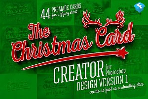 Christmas Card Creator