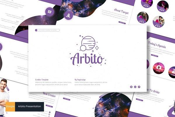 Arbito - Google Slides Template